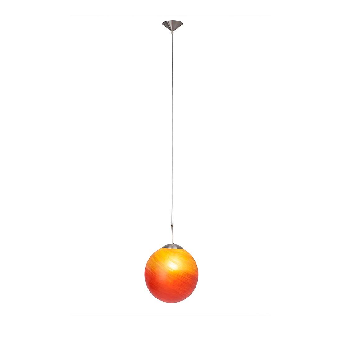 energie  A++, Tafellamp Timo - metaal/glas 1 lichtbron, Brilliant