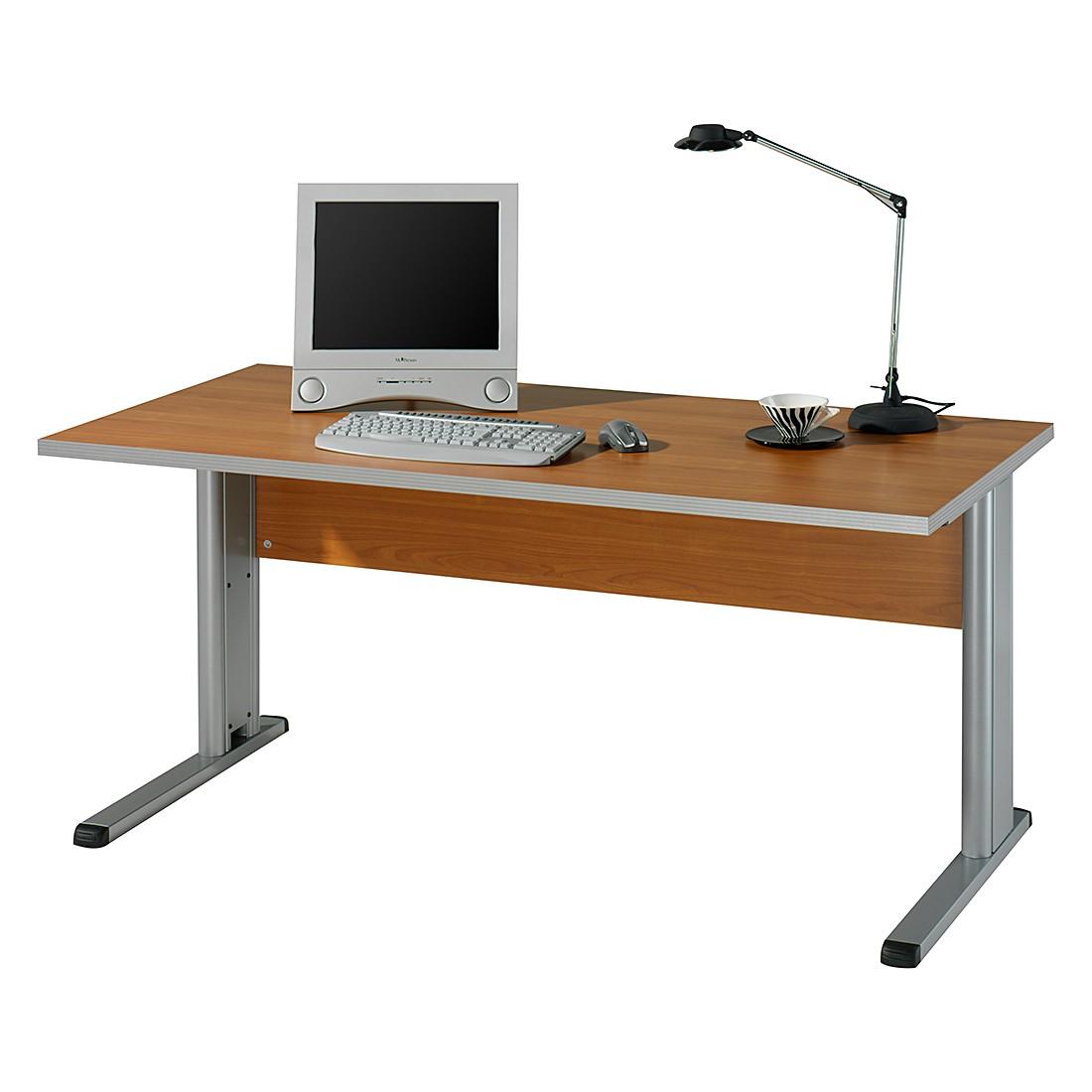 Tischplatte 120 x 60 cm preisvergleich die besten for Schreibtisch kirschbaum