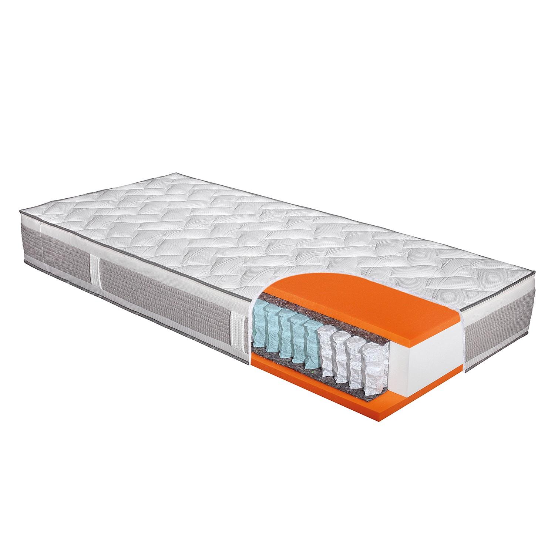Pocketveringmatras Exquisit - 90 x 190cm - H3 vanaf 80kg, Hn8 Schlafsysteme