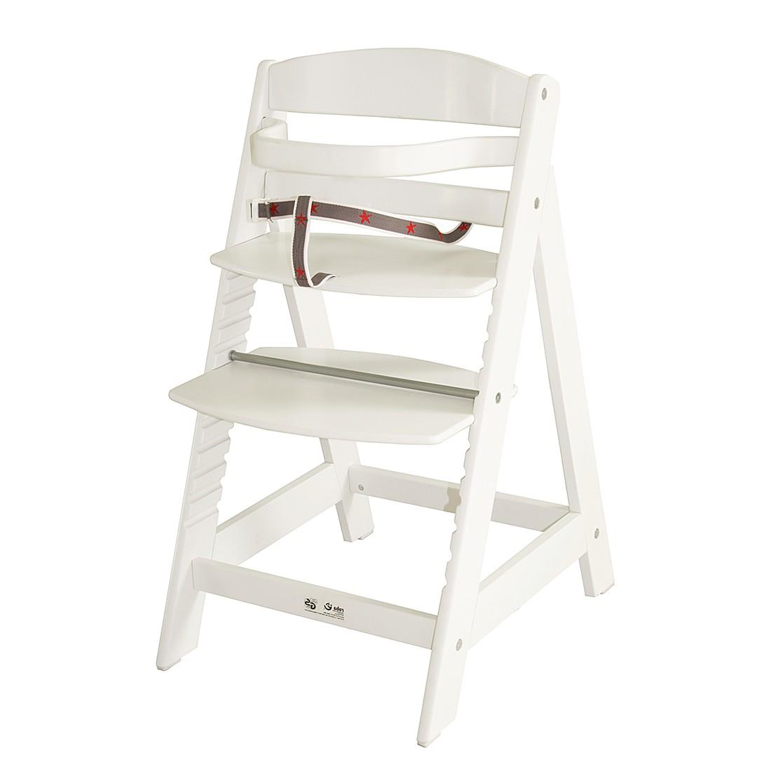Home 24 - Chaise haute en escalier sit up 3 - blanc, roba