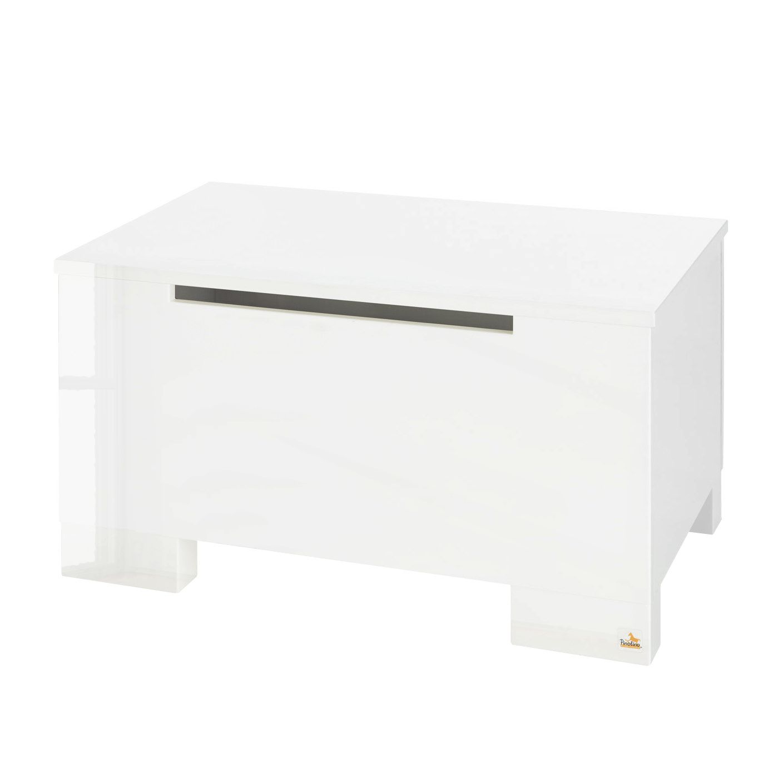 Home 24 - Coffre - blanc brillant, pinolino