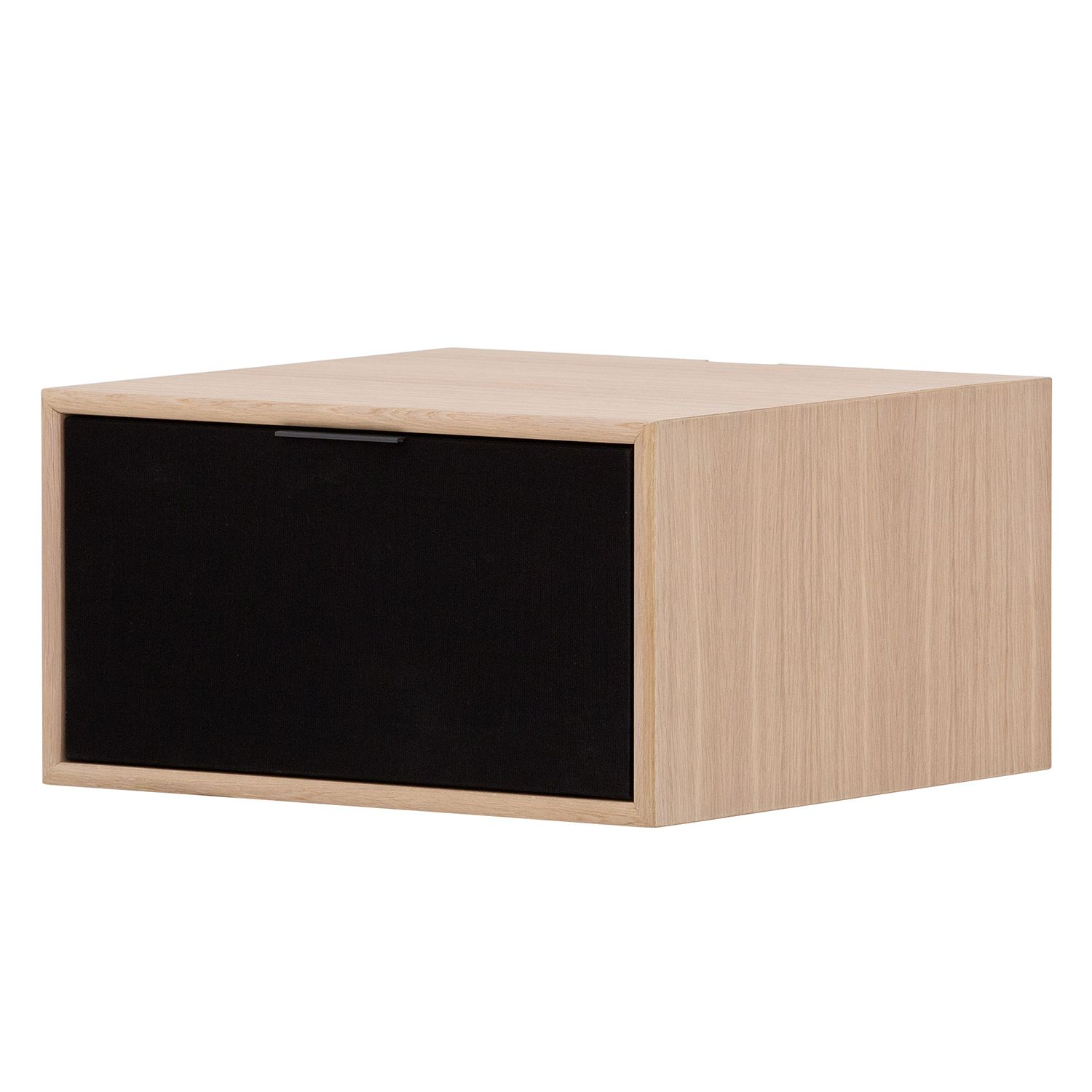 tv board danilo eiche dekor schwarz 40 cm g nstig. Black Bedroom Furniture Sets. Home Design Ideas