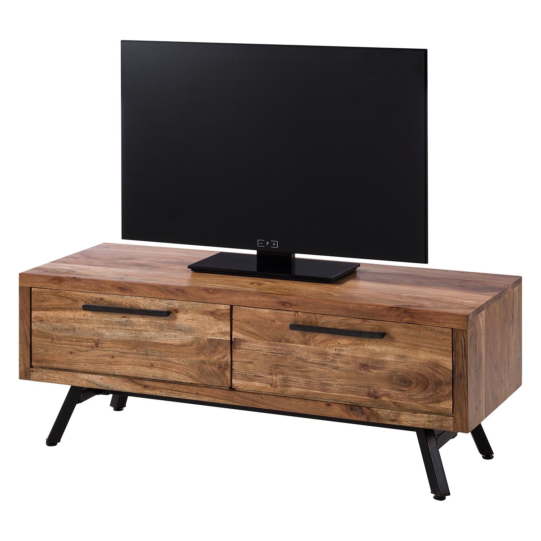 Meuble Tv Amla I Acacia Massif M Tal Acacia