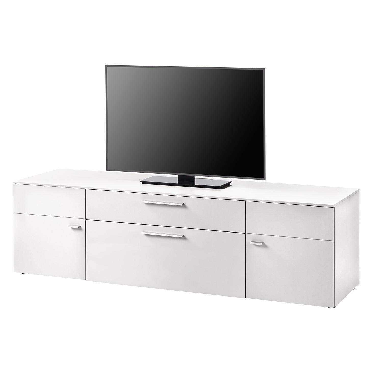 Meuble TV Anzio I - Blanc mat, Netfurn by GWINNER