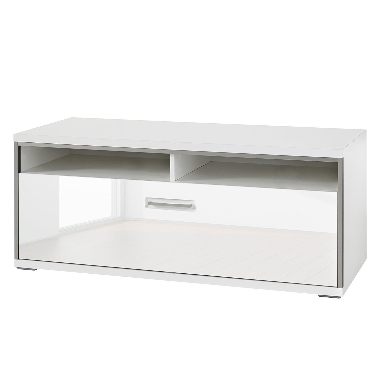 design lowboard weiss hochglanz preisvergleich die. Black Bedroom Furniture Sets. Home Design Ideas