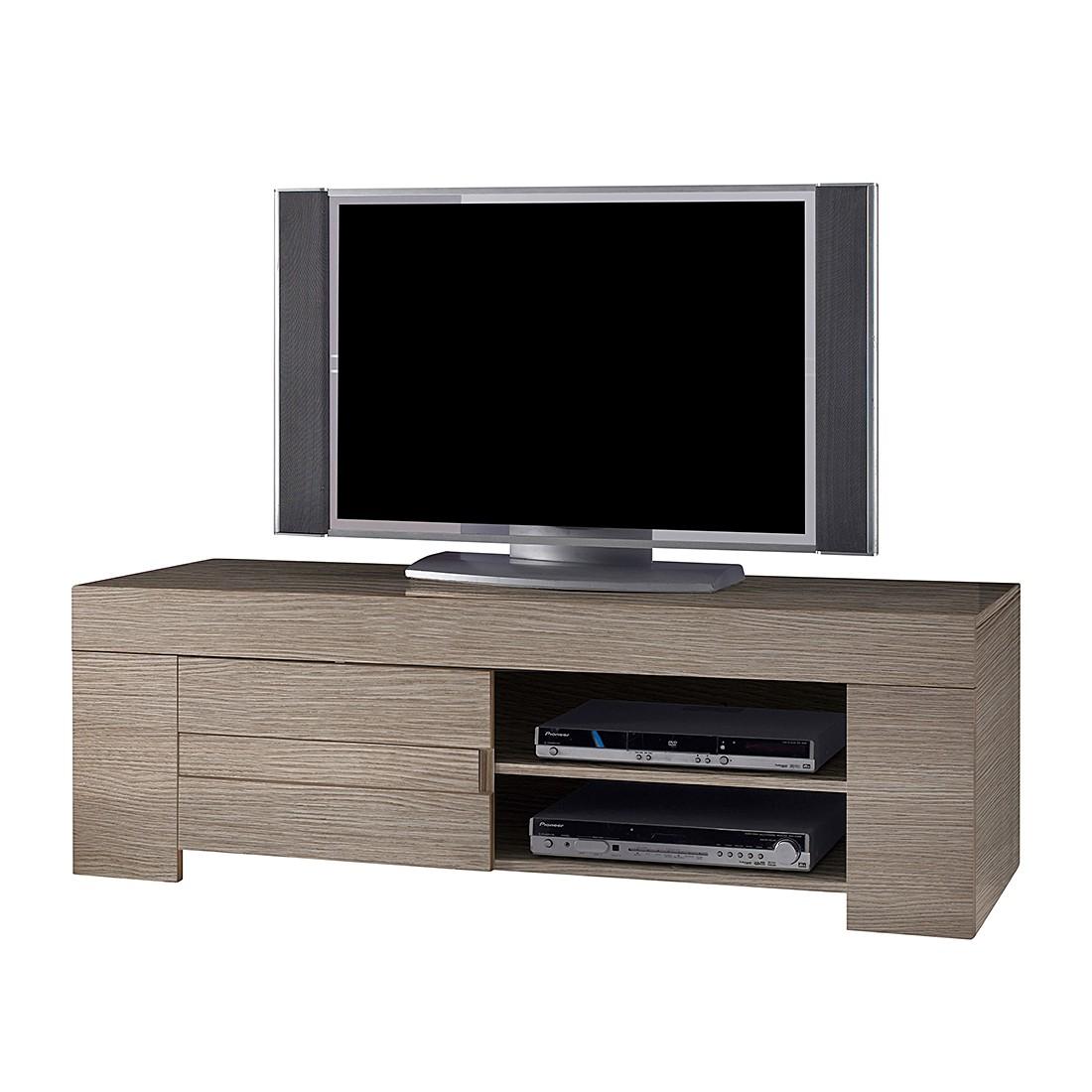 Meuble TV Gladiolo - Chêne gris, Lc Mobili