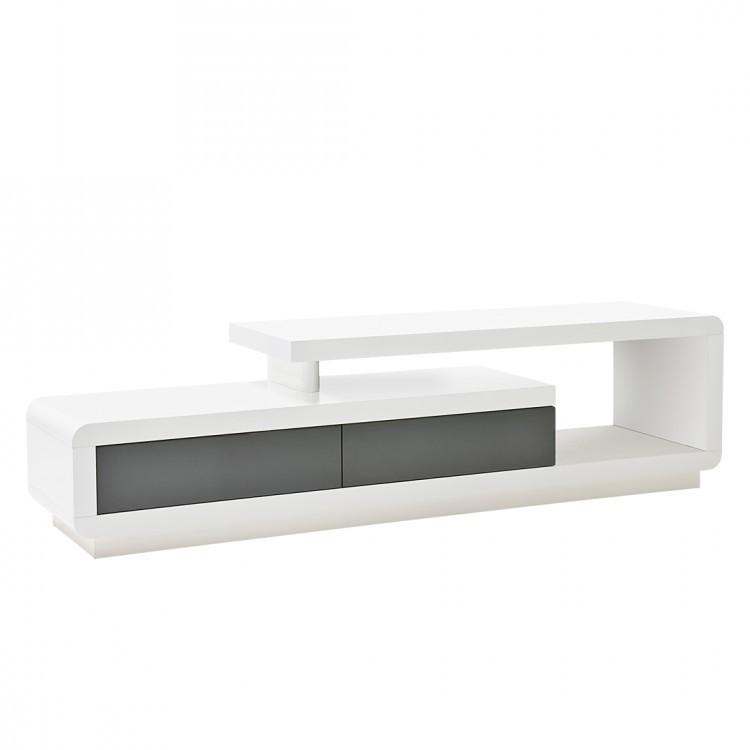 tv lowboard h ngend grau interessante ideen. Black Bedroom Furniture Sets. Home Design Ideas