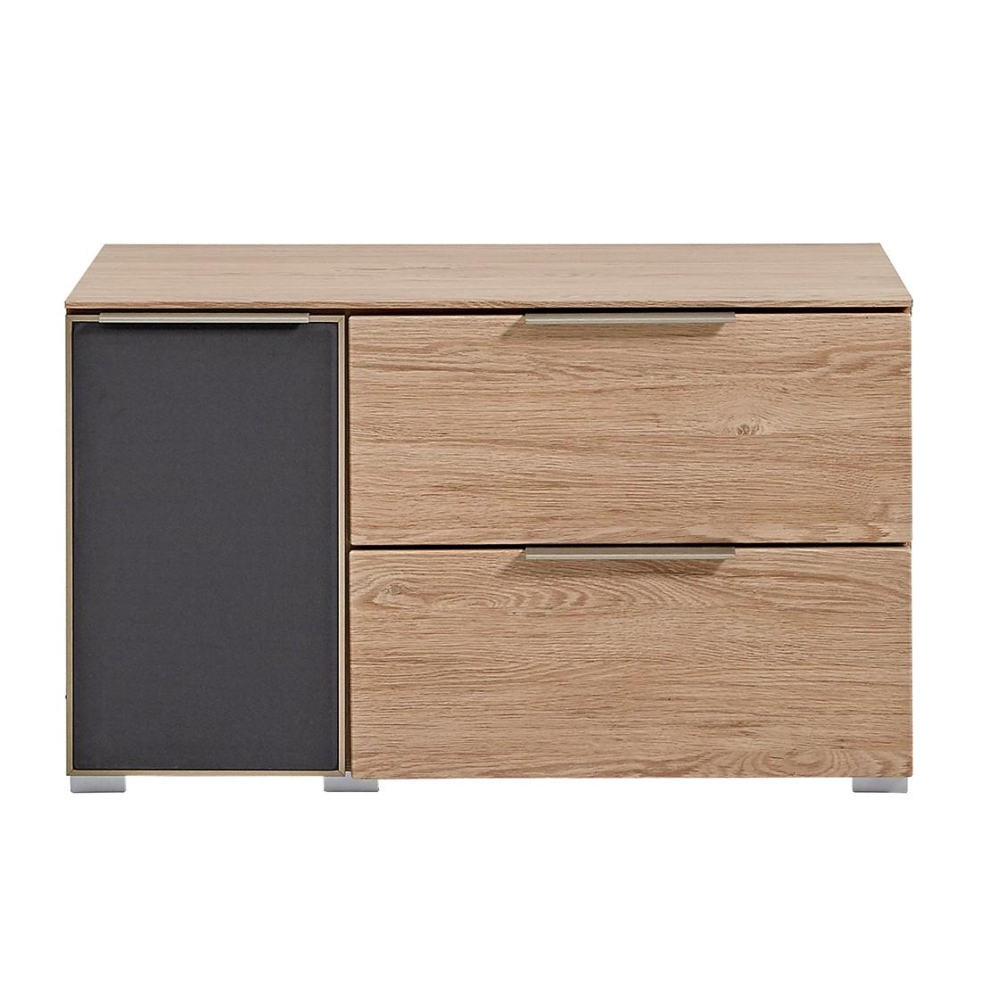 lowboard grau preisvergleich die besten angebote online. Black Bedroom Furniture Sets. Home Design Ideas