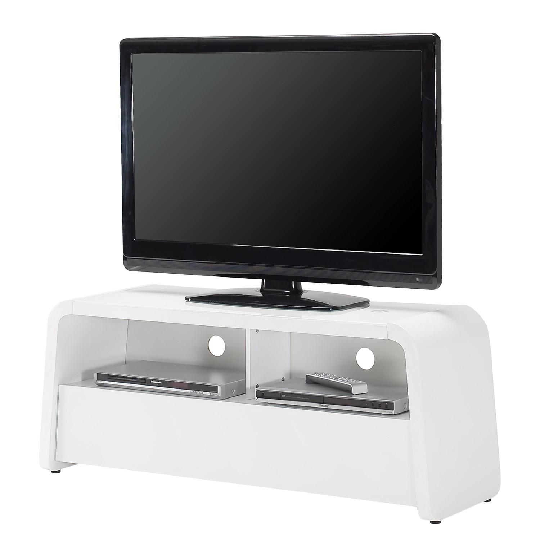 Meuble TV SL 4130 - Blanc mat, Jahnke