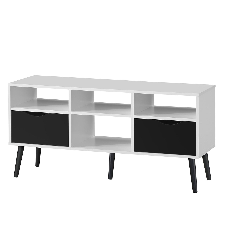 lowboard schwarz preisvergleich die besten angebote. Black Bedroom Furniture Sets. Home Design Ideas