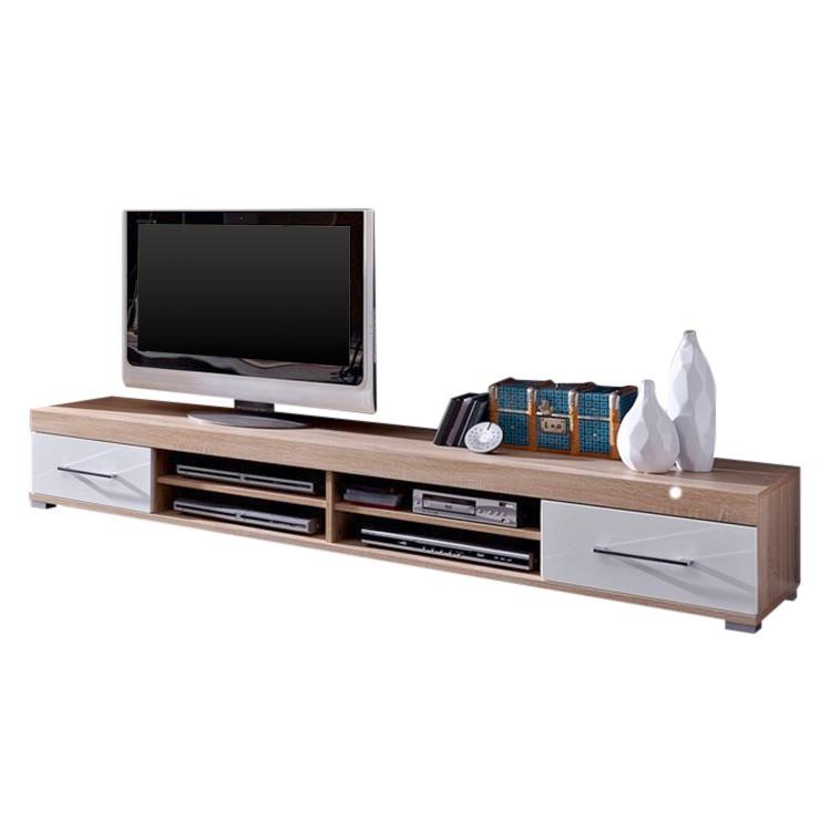lowboard weiss hochglanz preisvergleich die besten angebote online kaufen. Black Bedroom Furniture Sets. Home Design Ideas