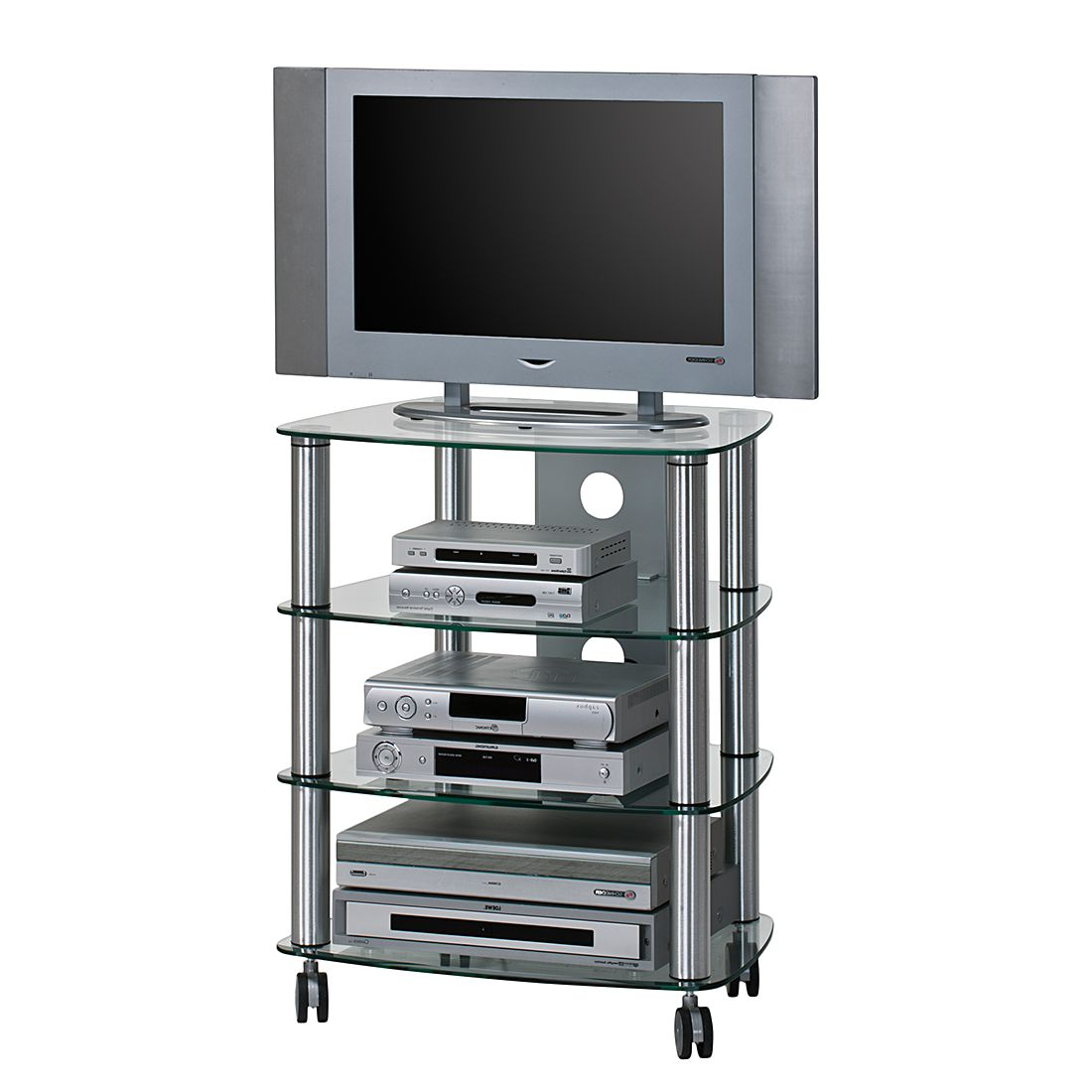tv meubel glas kopen online internetwinkel. Black Bedroom Furniture Sets. Home Design Ideas