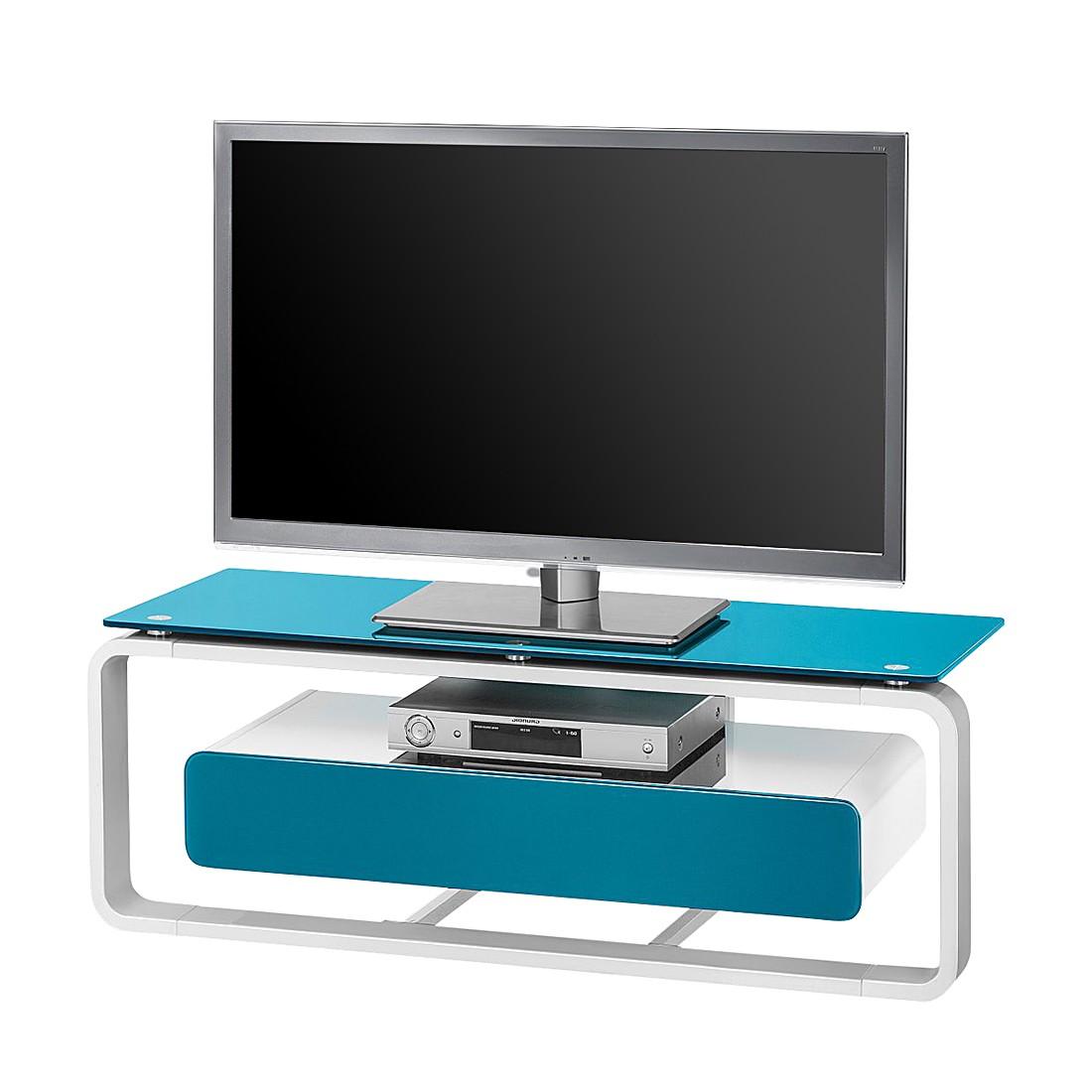 tv rack weiss preisvergleich die besten angebote online kaufen. Black Bedroom Furniture Sets. Home Design Ideas