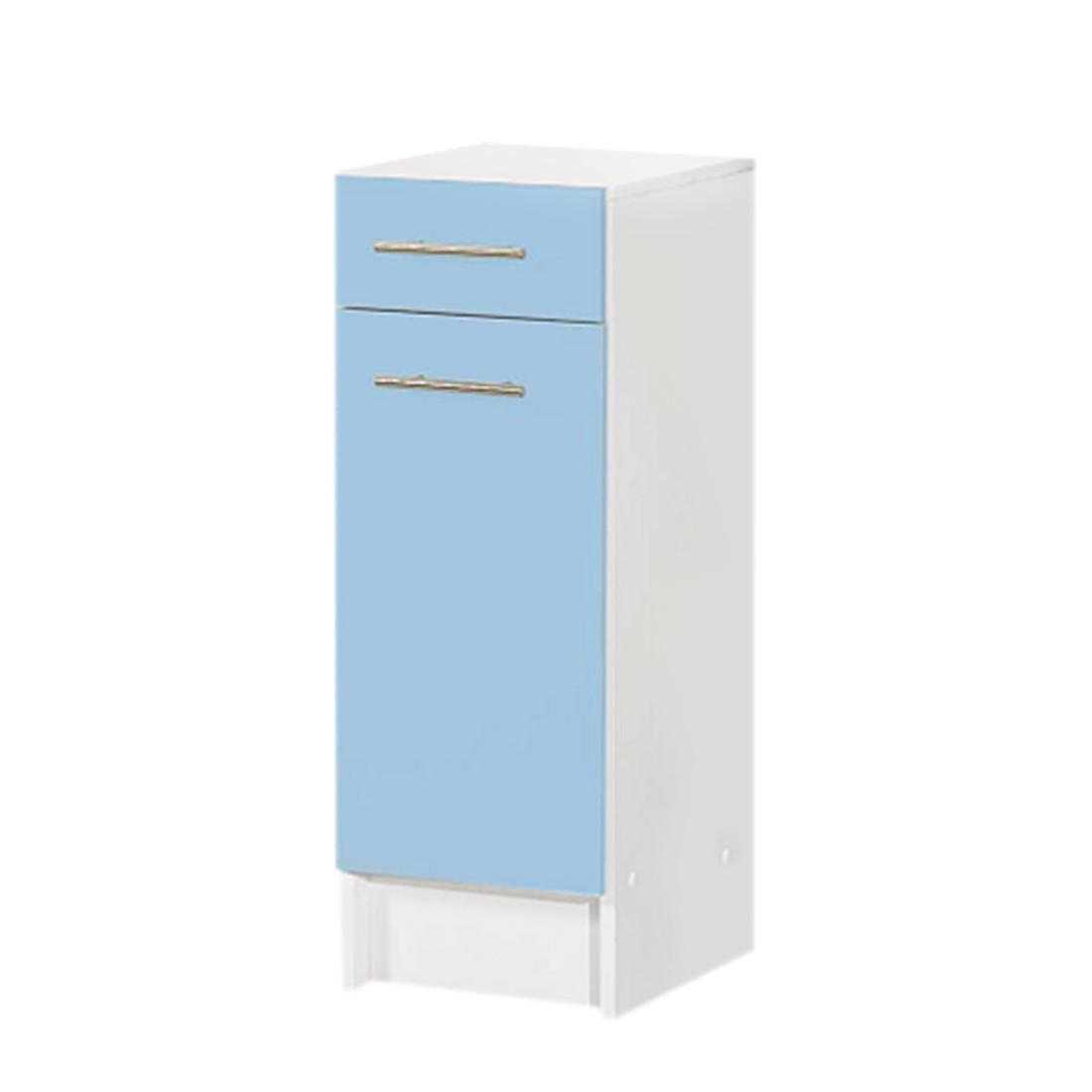 Badkamerkastje Ottawa - met sokkel - lichtblauw, Schildmeyer
