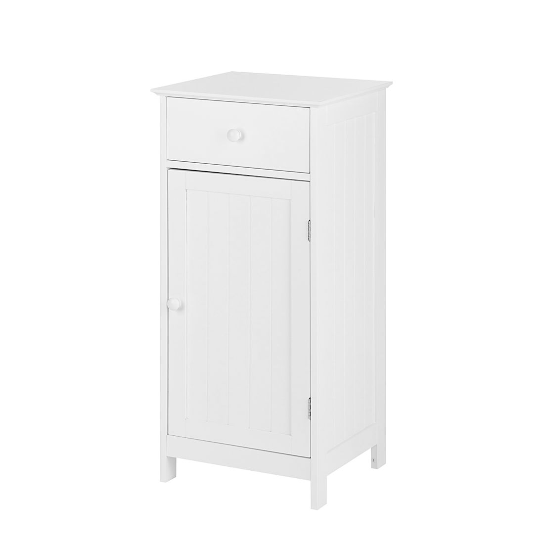 Commode Turin - Blanche, mooved