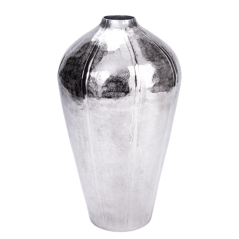 Home 24 - Vase kemijoki ii - acier inoxydable - argenté, jack and alice