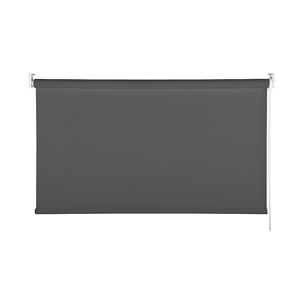 Verduisterend rolgordijn - grijs - 60x175cm, mydeco