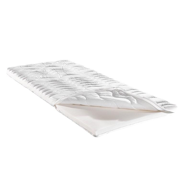 Topper Memory SoftSleep (altezza del nucleo 4 cm) - 160 x 200 cm, f.a.n.