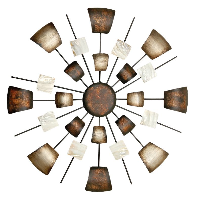 Object Elijah - ijzer - bruin/beige, ars manufacti