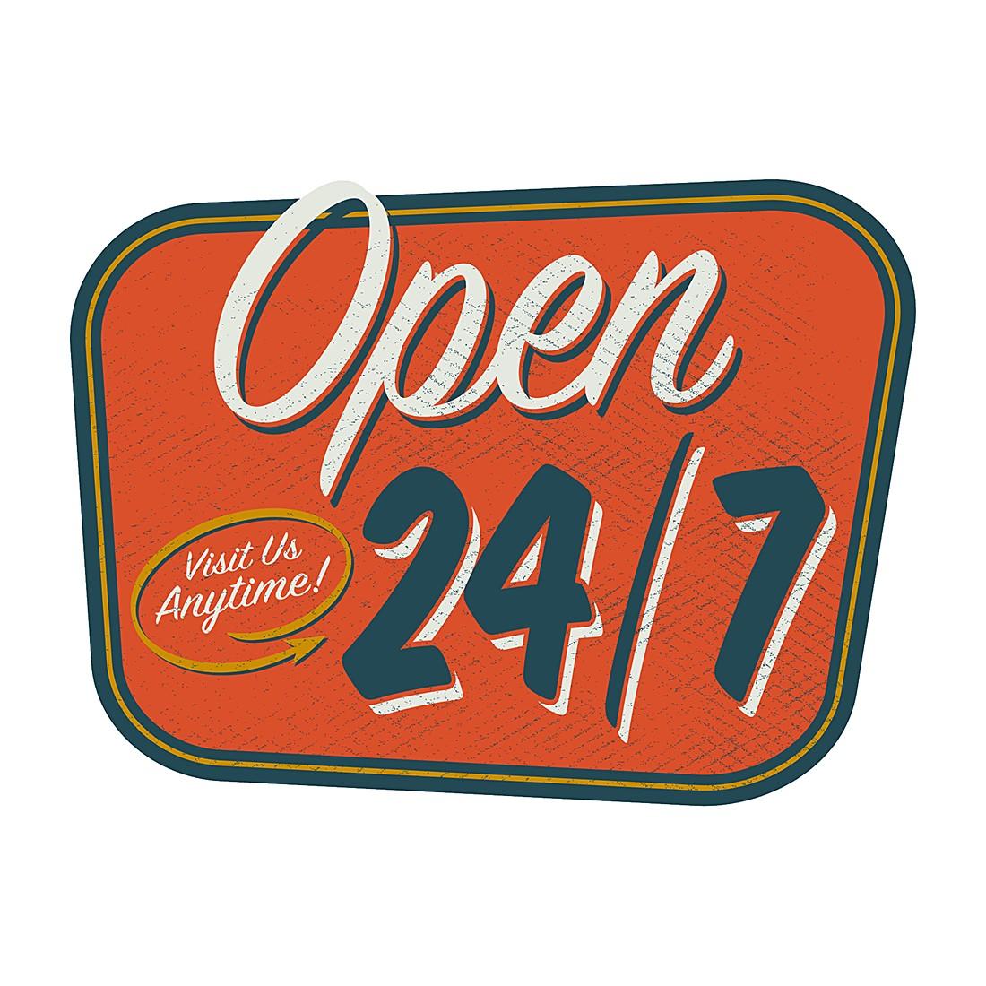 Home 24 - Décoration murale open 24 / 7, pro art