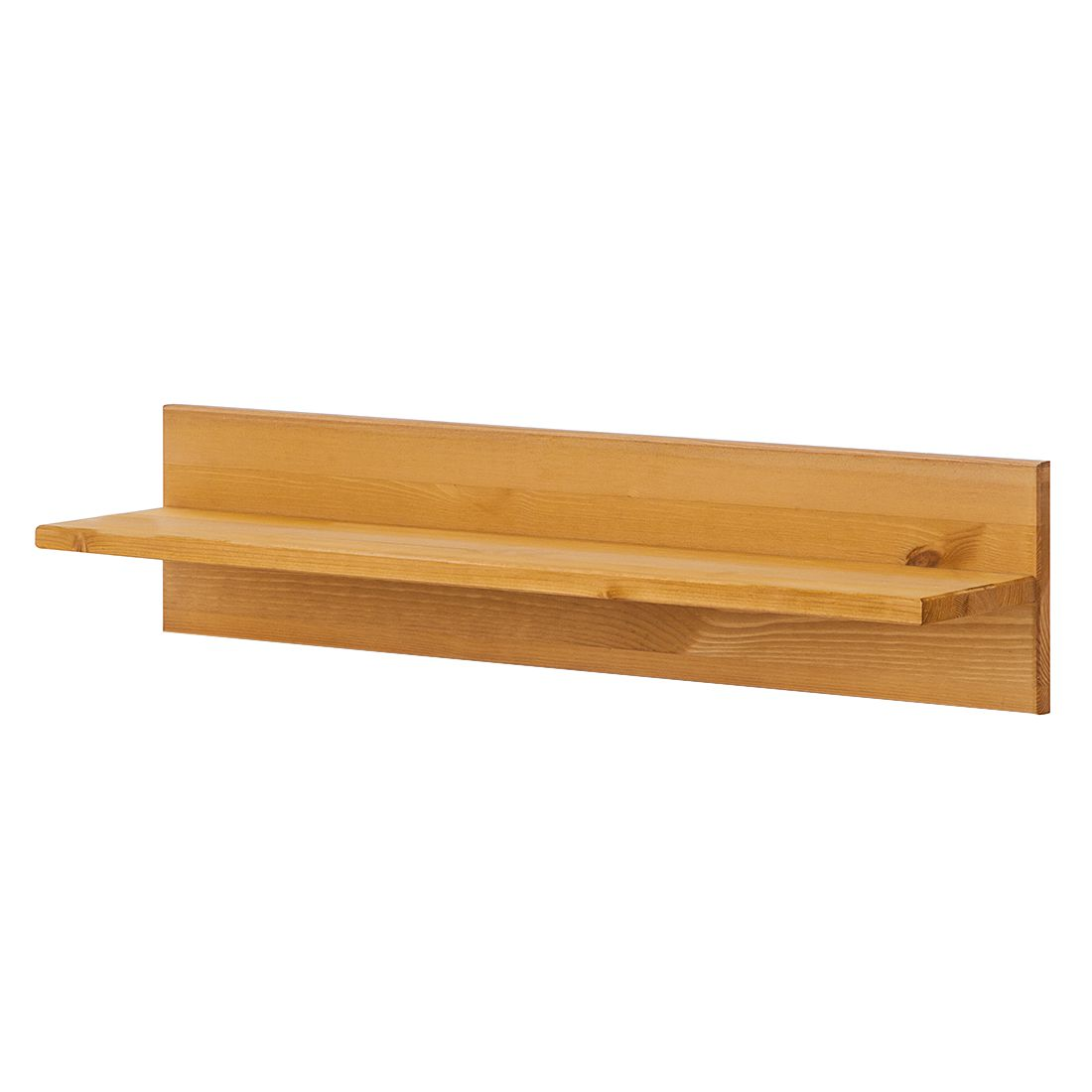 Wandplank Senna 2 delige set   massief grenenhout_ gebeitst en gewaxt_ Maison Belfort
