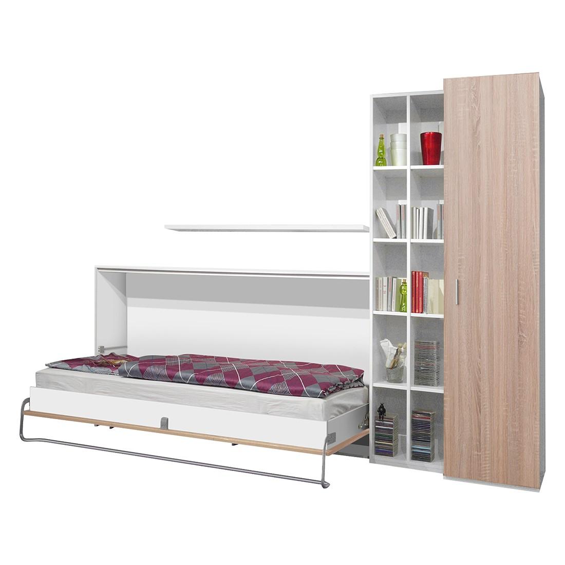 schrankbett preisvergleich die besten angebote online kaufen. Black Bedroom Furniture Sets. Home Design Ideas