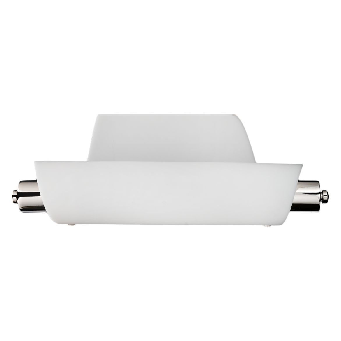 energie  A, Wandlamp - kunststof/chroom - 1 lichtbron, Lampadina