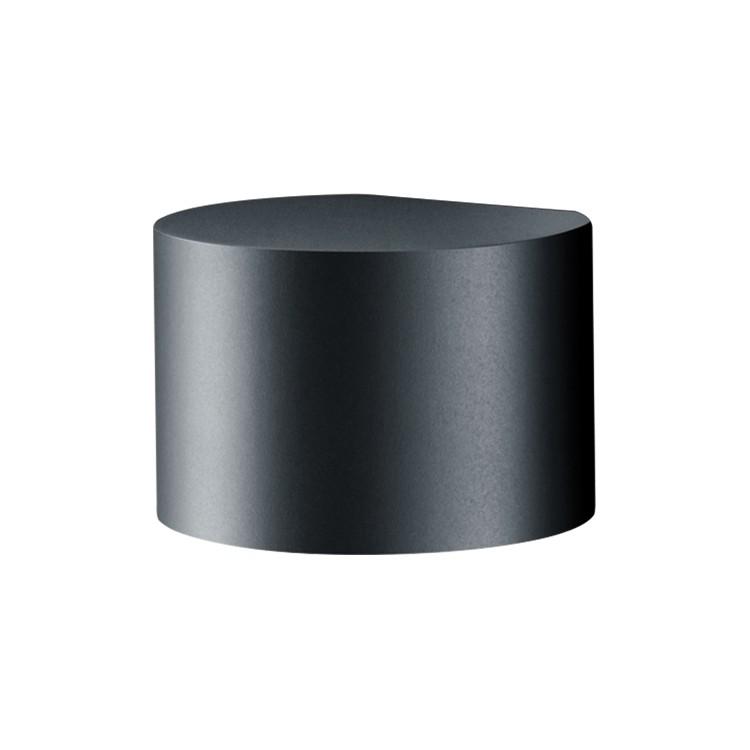 energie  A+, Buitenlamp Siri 44 - aluminium zwart, Helestra