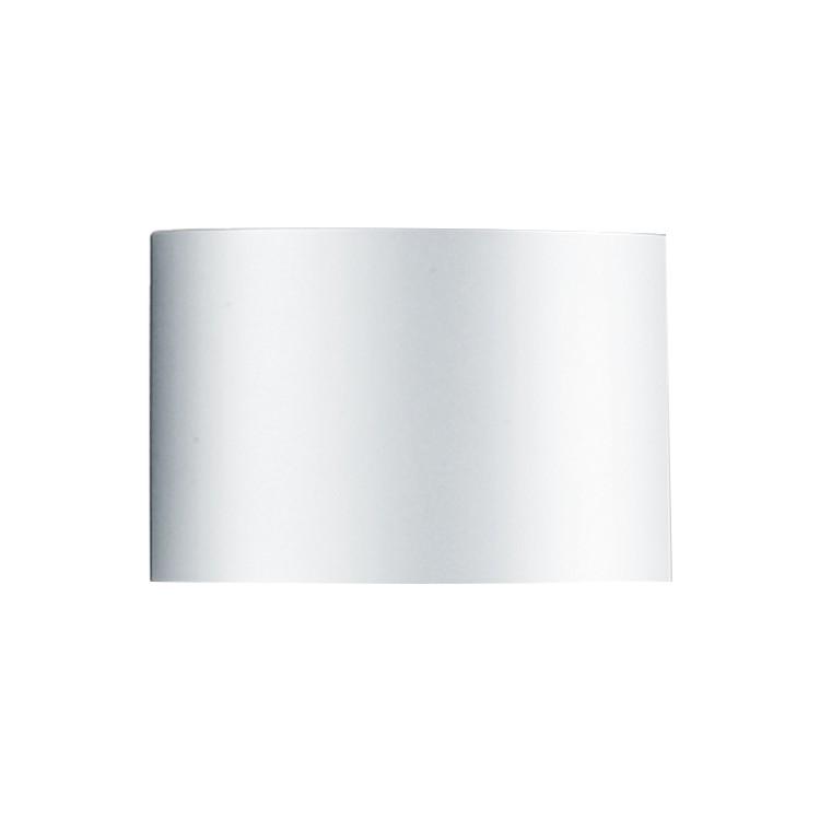 EEK A+, LED-Außenleuchte Siri 44 Aluminium - Weiß, Helestra