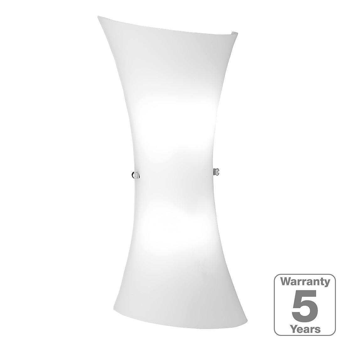 energie  B, Wandlamp Zibo - 2 lichtbronnen, Wofi