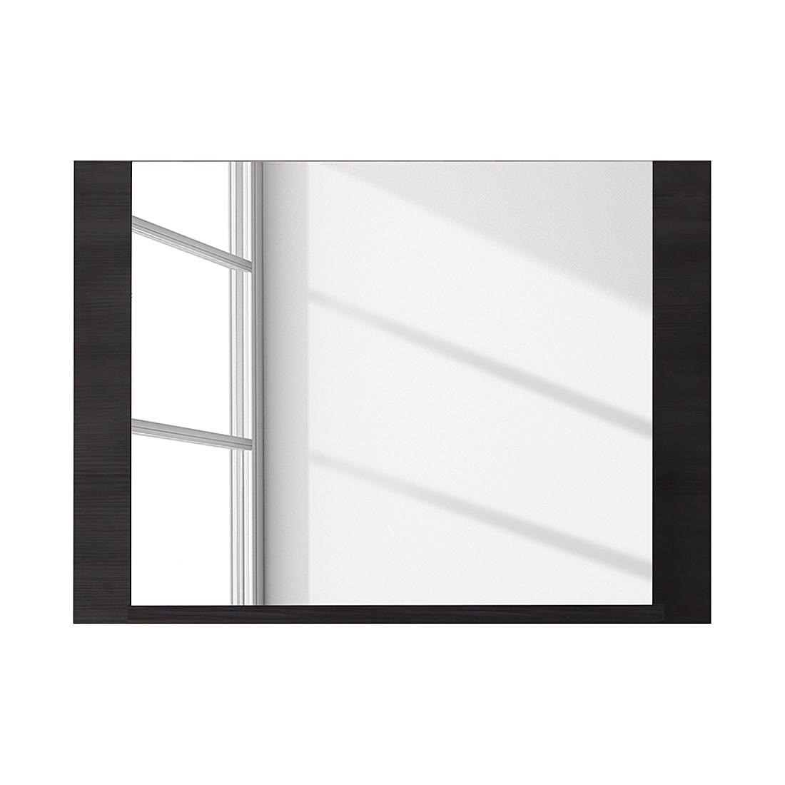 EEK A+, Miroir mural Bigio - Imitation frêne gris, Fredriks