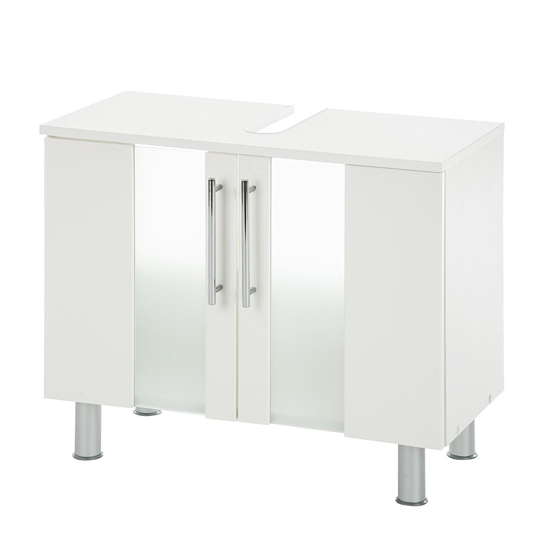 Armadietto da lavabo Rocco - Bianco, Kesper Badmöbel