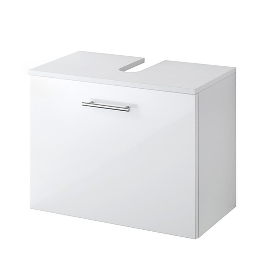 Armadietto da lavabo Aqua Spa - Bianco, Giessbach