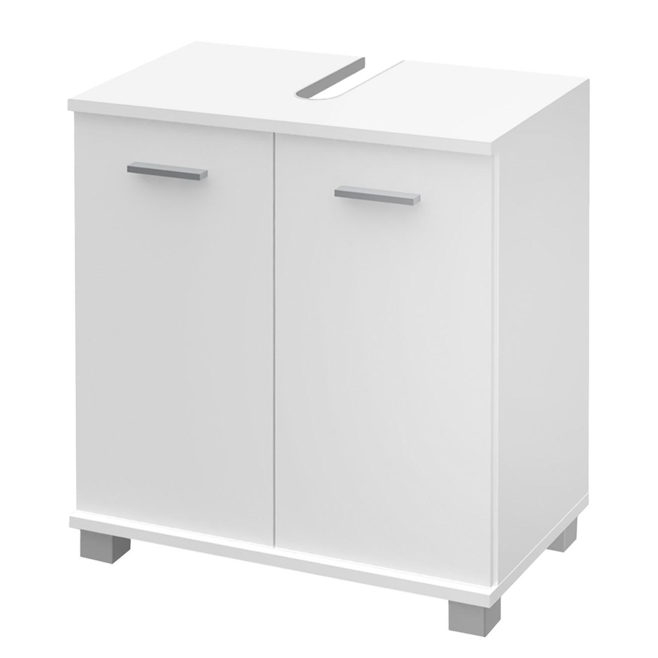 Wastafelonderkast Box   wit_ Schildmeyer