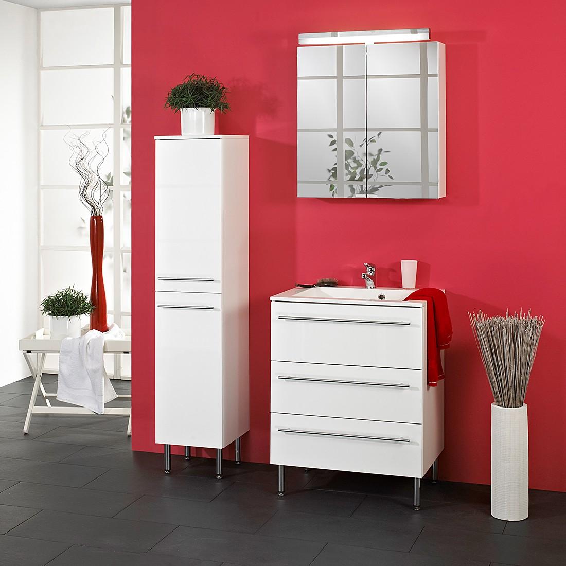 Home 24 - Meuble lavabo bern ii - blanc, schildmeyer