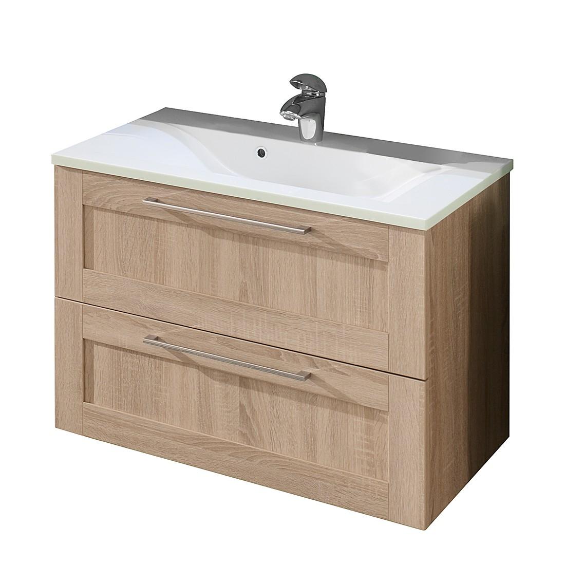 Armadio lavabo Mojo - Effetto quercia, Kesper Badmöbel
