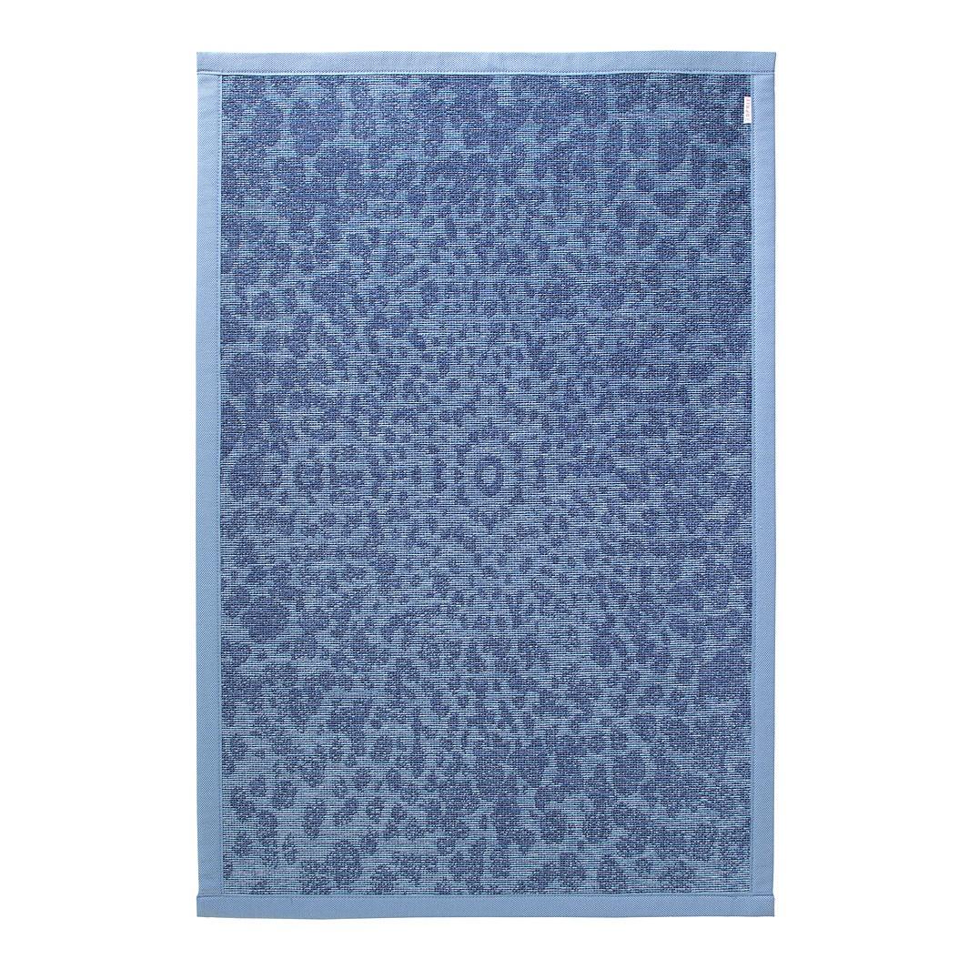 Home 24 - Tapis de bain caldera - bleu - 70 x 100 cm, esprit home
