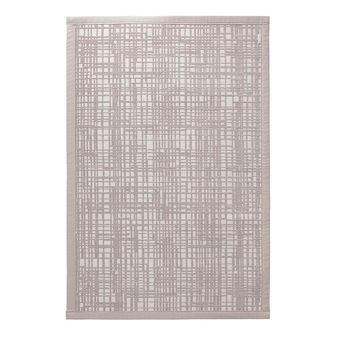 Home 24 - Tapis de bain graficule - beige - 53 x 65 cm, esprit home