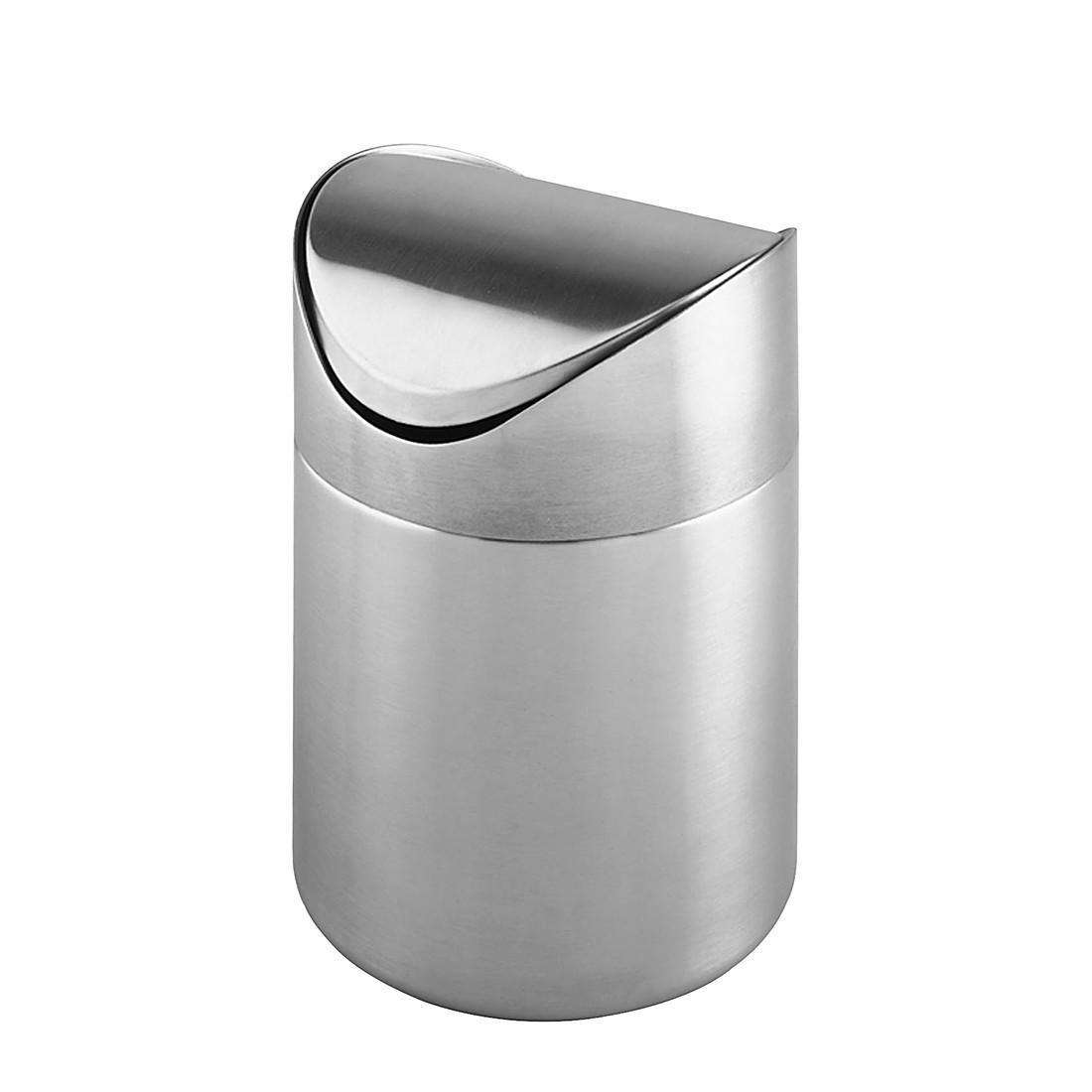 Cosmetica afvalbak Otranto (3L) - roestvrij staal, Wenko