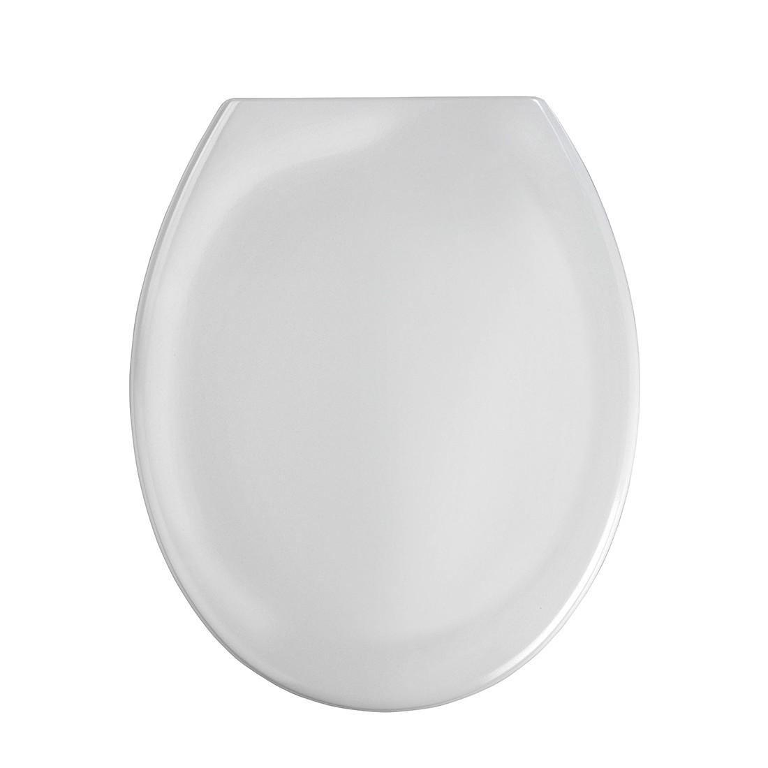 Premium wc-bril Ottana (soft-close) - lichtgrijs, Wenko