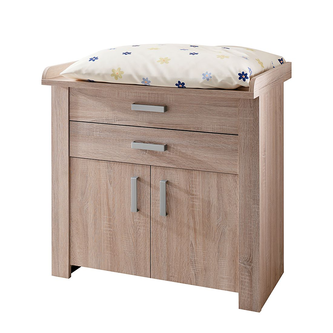 Commode Henri   grof gezaagd eikenhoutkleurig_ Kids Club Collection