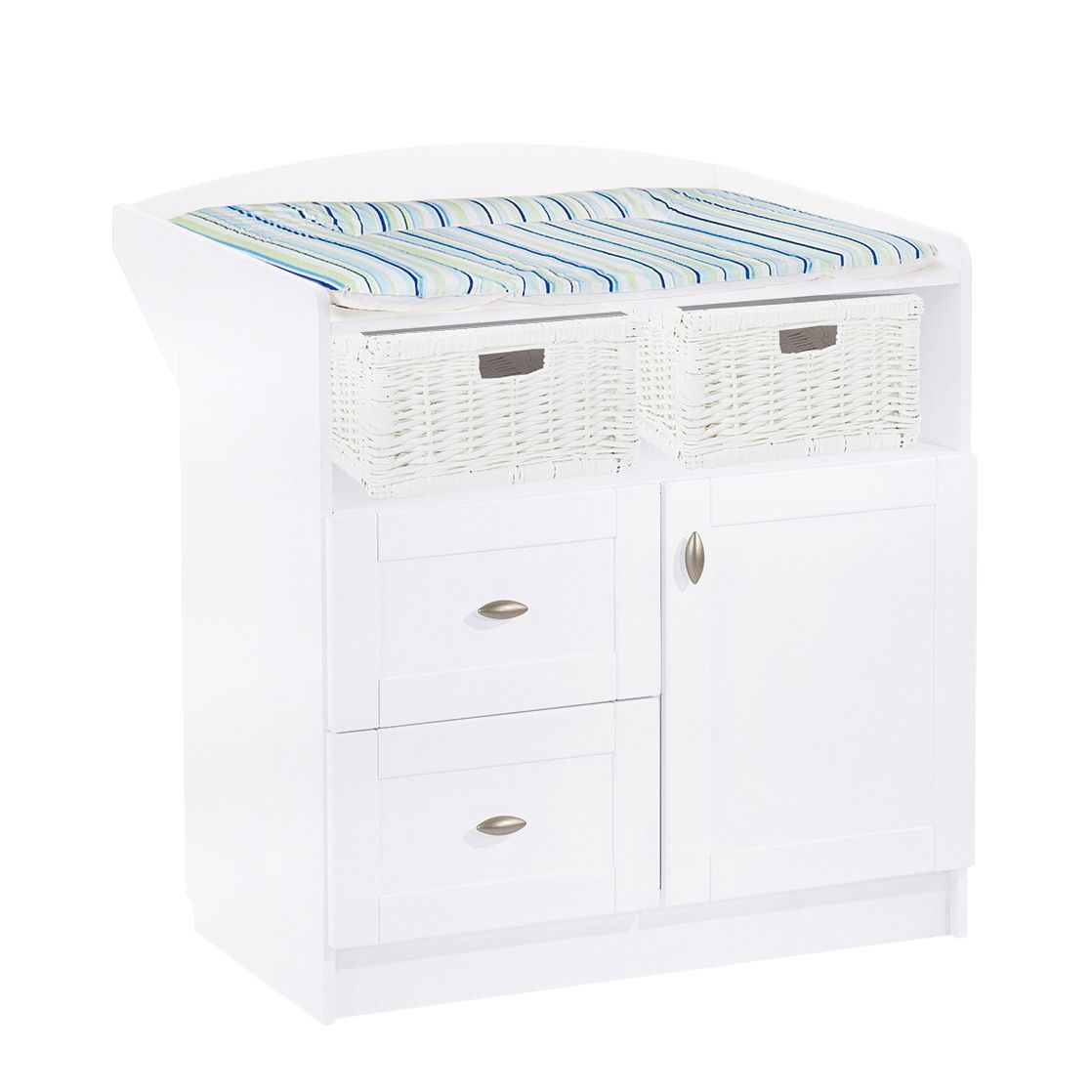 Commode Laura - wit, Pinolino