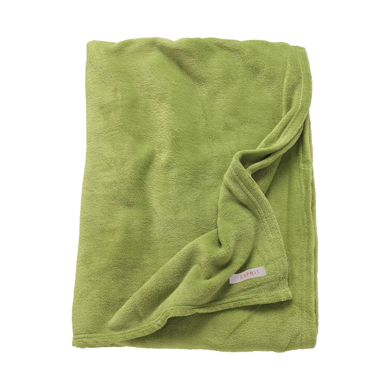 Image of Coperta arredo Mellow - Verde, Esprit Home