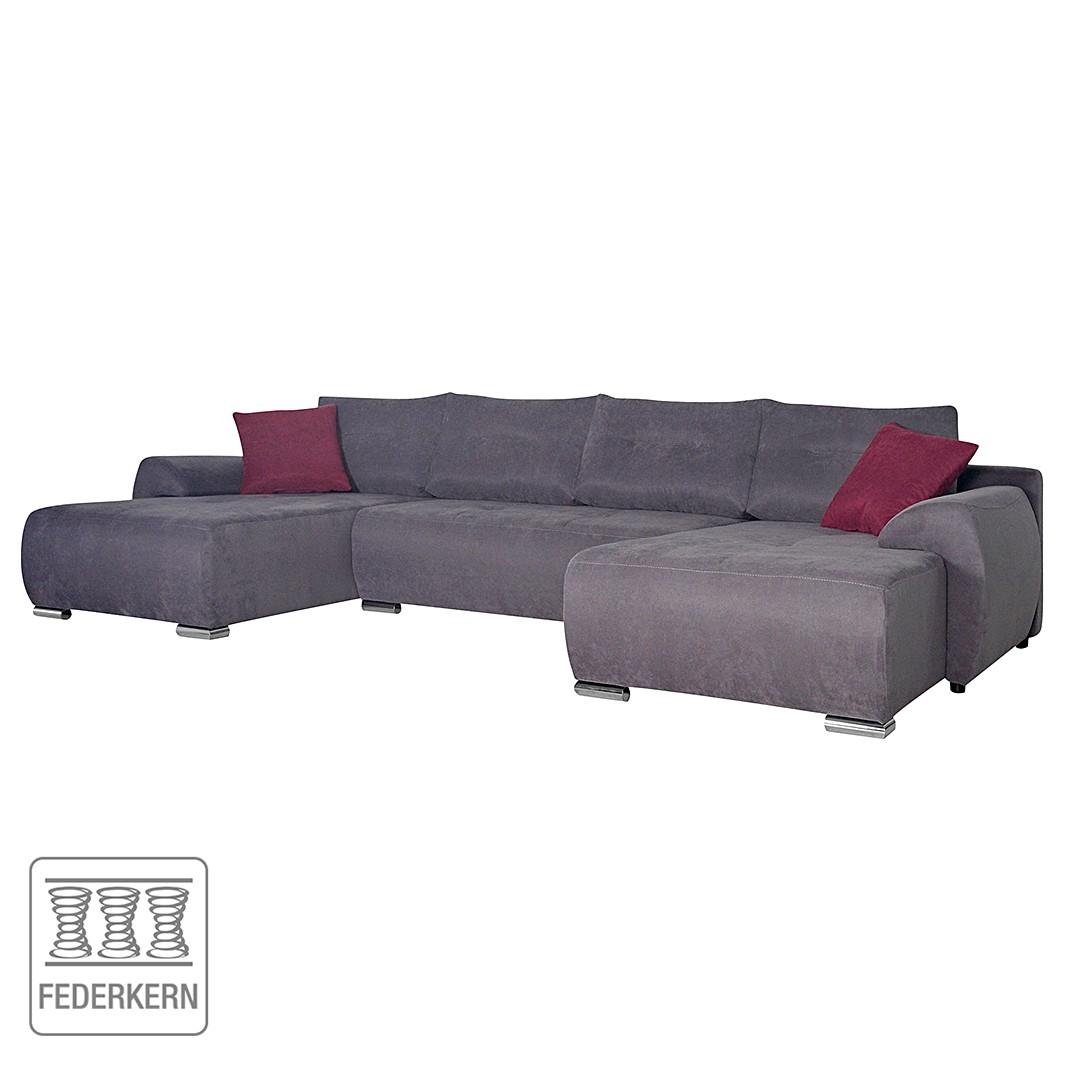 graue wohnlandschaft loftscape preisvergleiche erfahrungsberichte und kauf bei nextag. Black Bedroom Furniture Sets. Home Design Ideas