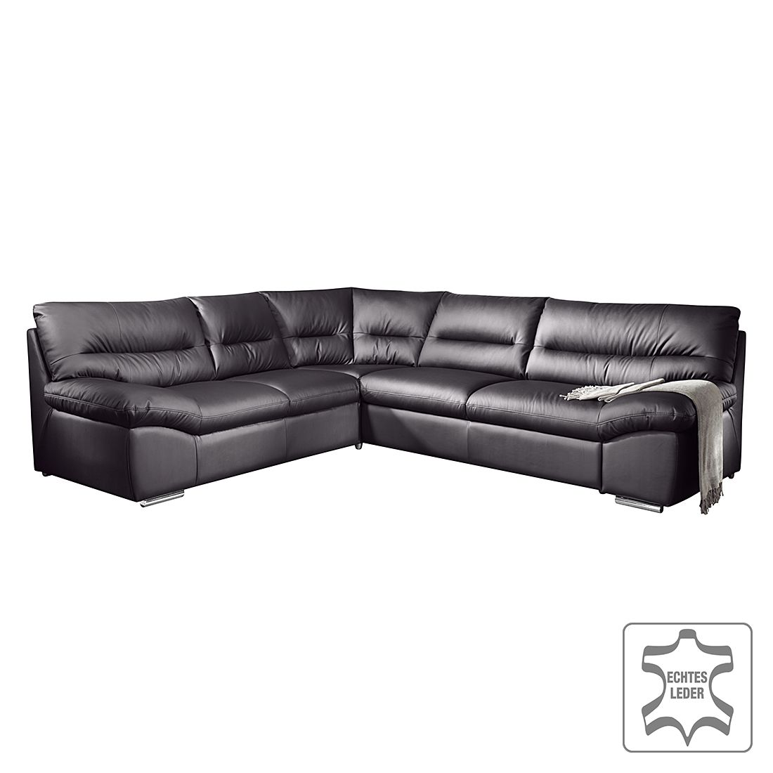 leder ecksofa mit schlaffun preis vergleich 2016. Black Bedroom Furniture Sets. Home Design Ideas