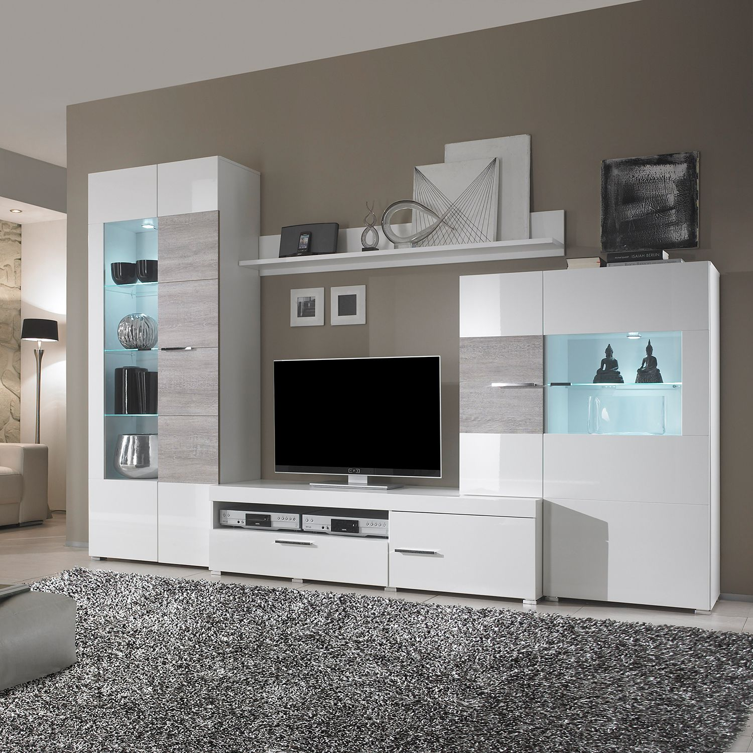 wohnzimmer creme rot. Black Bedroom Furniture Sets. Home Design Ideas