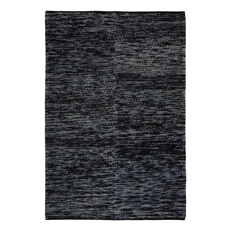 Wollen vloerkleed Egelev - wol - grijs - 200x290cm, Studio Copenhagen