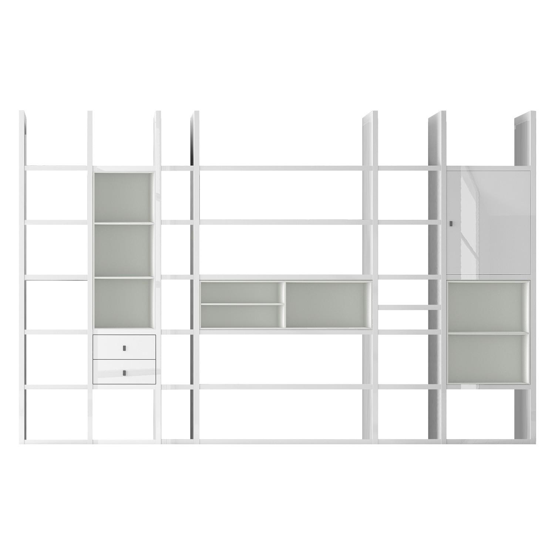 etag re xxl emporior v a blanc sans clairage blanc brillant blanc fredriks par. Black Bedroom Furniture Sets. Home Design Ideas