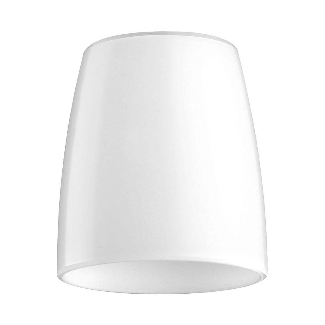 Accessoire M6 licht/spot18 - opaalkleurig glanzend wit glas, Fischer Leuchten