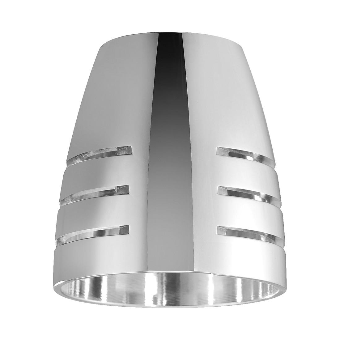 Metalen lampenkap M6 licht/spot18 iII - metaal zilverkleurig, Fischer Leuchten